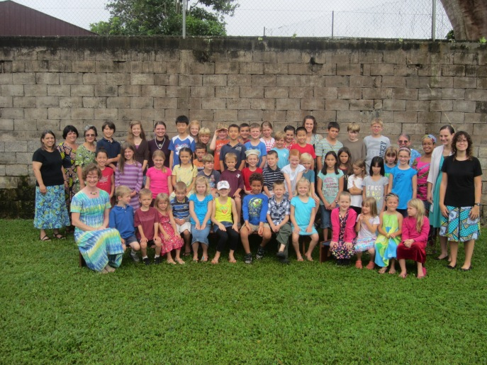 August JLS School Photo