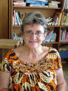 Miss Kay Watts ERC Manager & Librarian