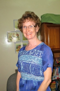 Mrs. Mary Santos FES Coordinator