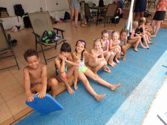 Level 2 swimmers